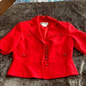 Beautiful Red Blazer
